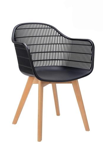 Krzesło Esto Arm Wood